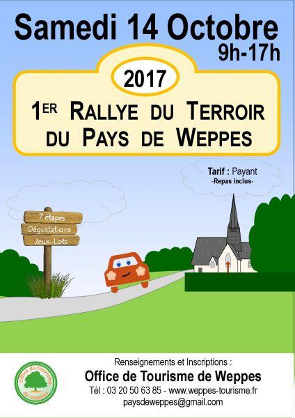 Rallye du Terroir des Weppes