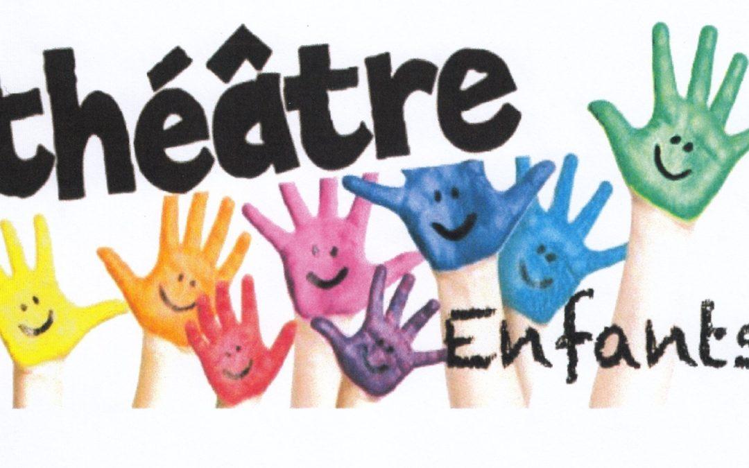 Représentation théâtre enfants