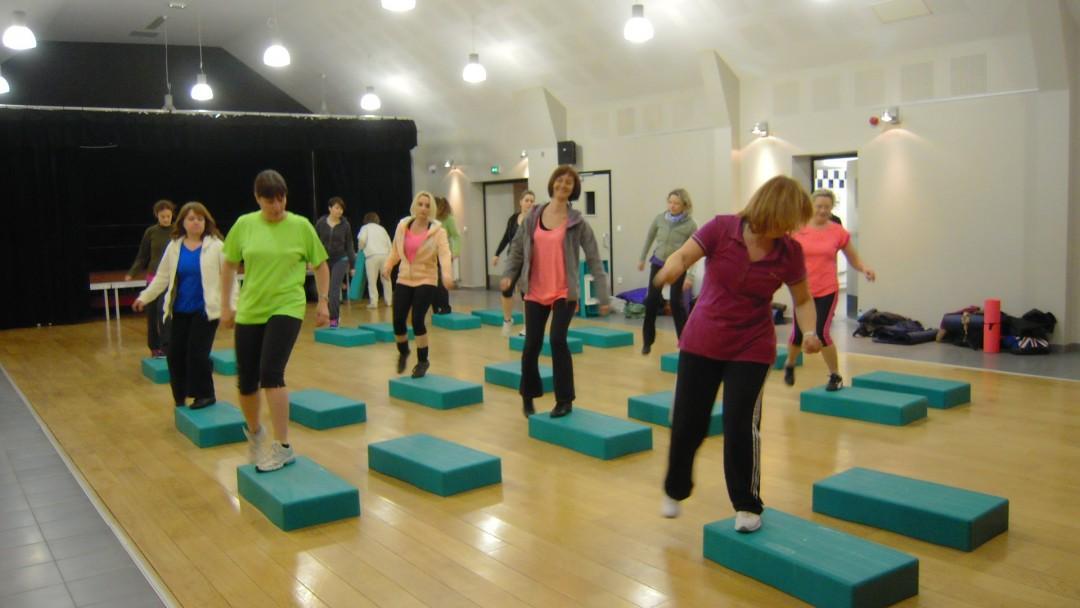 Cours de Gym Adultes et Fitness
