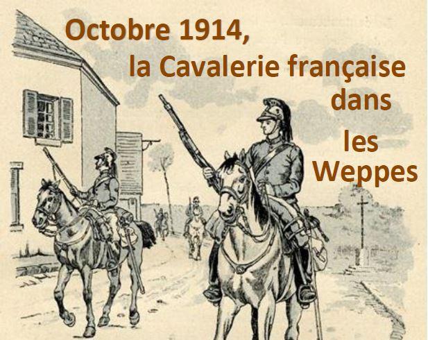 Expo Cavalerie française dans les Weppes