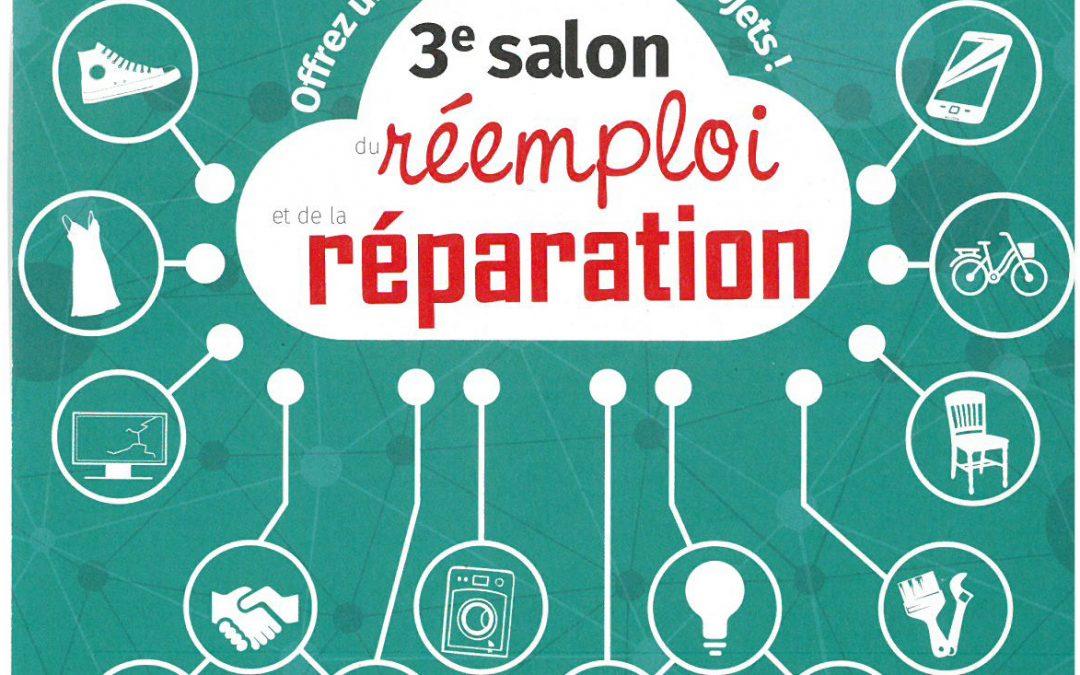 Salon du réemploi et de la réparation