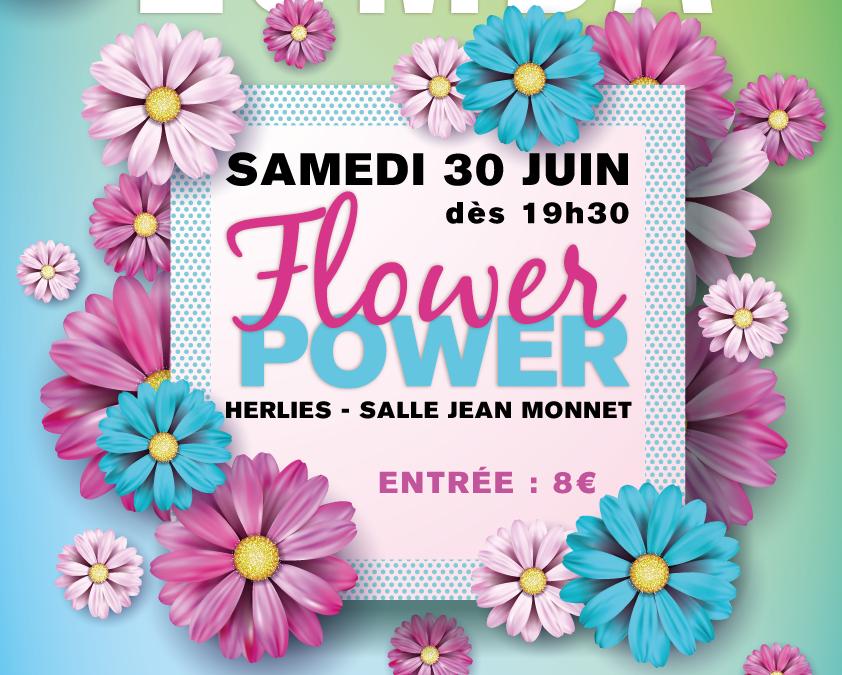 ZUMBA : flower power !